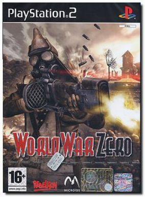 Copertina del gioco World War Zero: Ironstorm per PlayStation 2