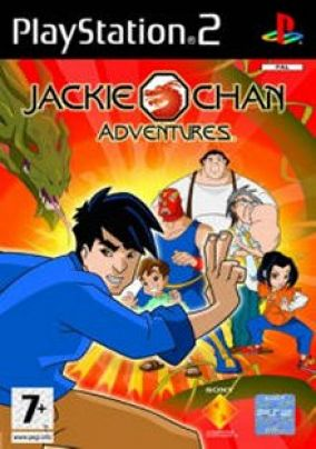 Immagine della copertina del gioco Jackie Chan Adventures per Playstation 2