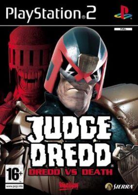 Copertina del gioco Judge Dredd per PlayStation 2