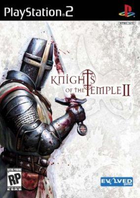 Immagine della copertina del gioco Knights of the Temple II per PlayStation 2