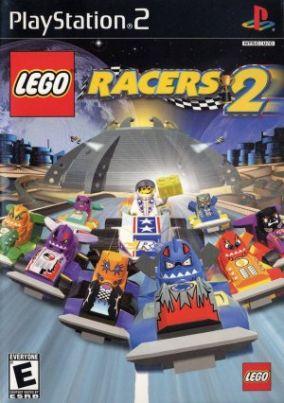 Copertina del gioco LEGO Racers 2 per PlayStation 2