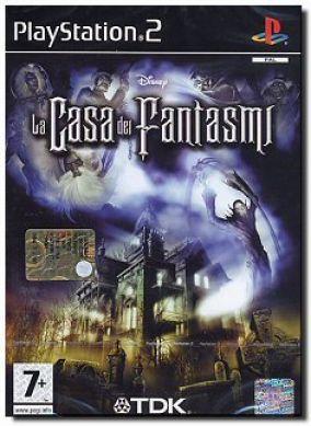 Immagine della copertina del gioco La Casa Dei Fantasmi per PlayStation 2