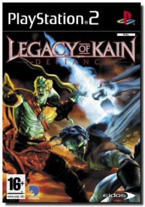 Immagine della copertina del gioco Legacy of Kain Defiance per PlayStation 2