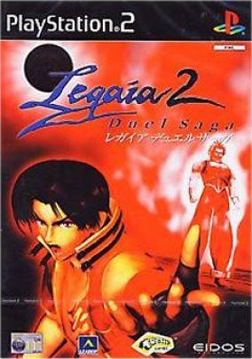 Copertina del gioco Legaia 2: Duel Saga per PlayStation 2