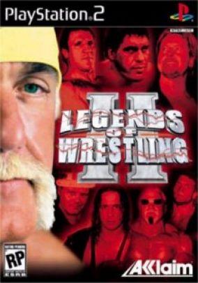 Copertina del gioco Legends of Wrestling 2 per PlayStation 2