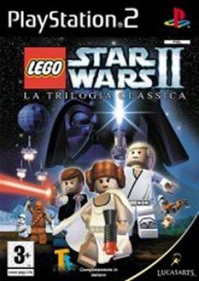 Copertina del gioco LEGO Star Wars 2: La trilogia classica per PlayStation 2