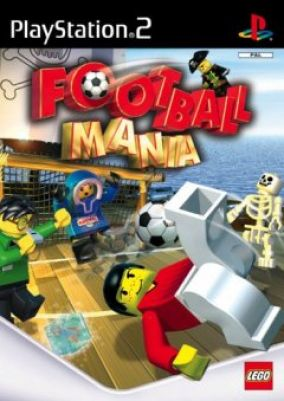 Copertina del gioco LEGO Football Mania per PlayStation 2