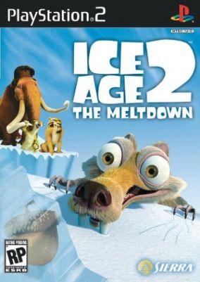 Copertina del gioco L'Era glaciale 2 per PlayStation 2