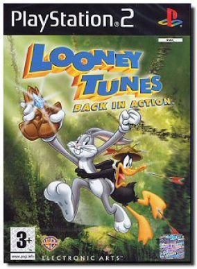 Immagine della copertina del gioco Looney tunes: back in action per PlayStation 2