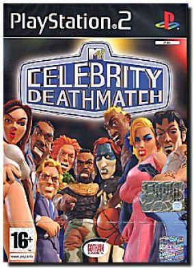 Copertina del gioco MTV Celebrity Deathmatch per PlayStation 2