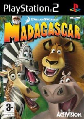 Copertina del gioco Madagascar per PlayStation 2