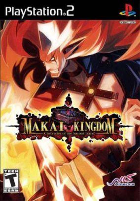 Immagine della copertina del gioco Makai Kingdom Chronicles of the Sacred Tome per PlayStation 2
