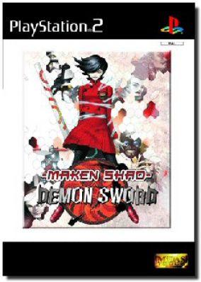 Copertina del gioco Maken Shao: Demon Sword per PlayStation 2