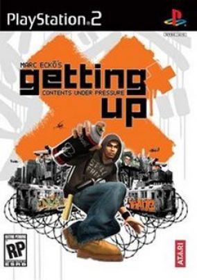 Copertina del gioco Mark Ecko's Getting Up Contents Under Pressure per PlayStation 2