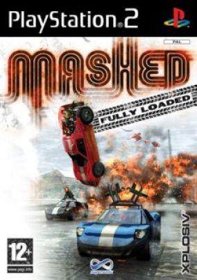 Copertina del gioco Mashed: Fully Loaded per PlayStation 2