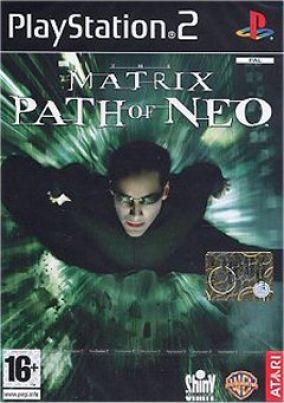 Immagine della copertina del gioco The Matrix: Path of Neo per PlayStation 2