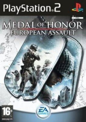 Copertina del gioco Medal of Honor: European Assault per PlayStation 2
