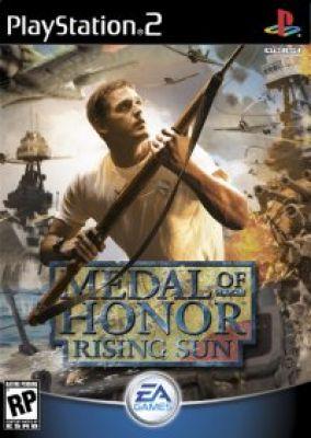 Copertina del gioco Medal of Honor: Rising Sun per PlayStation 2