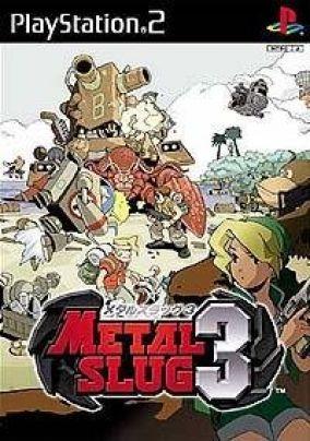 Immagine della copertina del gioco Metal Slug 3 per PlayStation 2