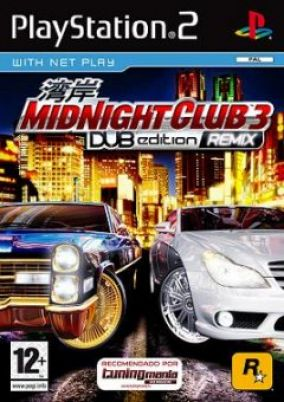 Immagine della copertina del gioco Midnight Club 3: Dub Edition Remix per PlayStation 2