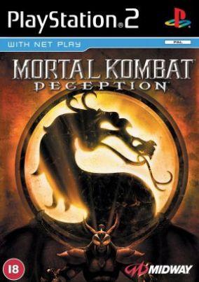 Copertina del gioco Mortal Kombat: Deception per PlayStation 2