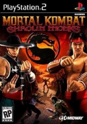 Copertina del gioco Mortal Kombat: Shaolin Monks per PlayStation 2