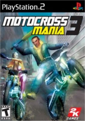 Copertina del gioco Motocross Mania 3 per PlayStation 2
