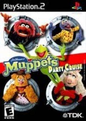 Copertina del gioco Muppets Party Cruise per PlayStation 2
