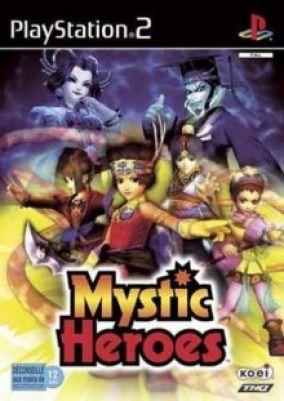 Immagine della copertina del gioco Mystic heroes per PlayStation 2