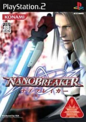 Copertina del gioco Nano Breaker per PlayStation 2