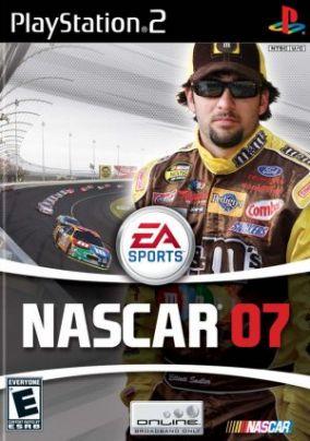 Copertina del gioco Nascar 07 per PlayStation 2