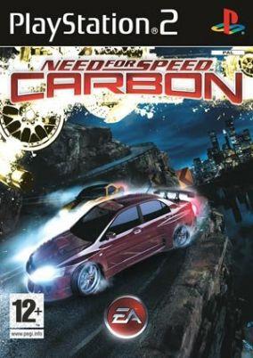 Immagine della copertina del gioco Need for Speed Carbon per PlayStation 2