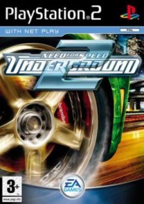 Copertina del gioco Need for Speed Underground 2 per PlayStation 2