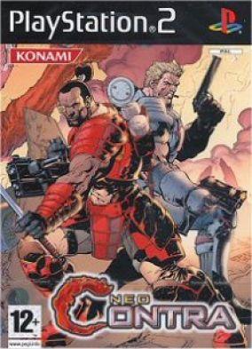 Copertina del gioco Neo Contra per PlayStation 2