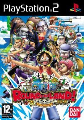 Copertina del gioco One Piece: Round the Land per PlayStation 2
