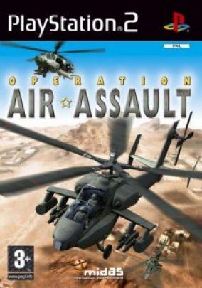 Immagine della copertina del gioco Operation Air Assault per PlayStation 2