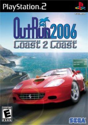 Copertina del gioco OutRun 2006 Coast 2 Coast per PlayStation 2