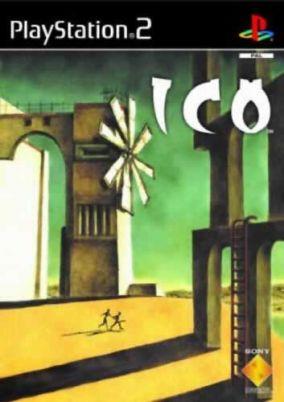 Copertina del gioco Ico per PlayStation 2