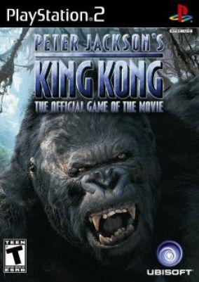 Immagine della copertina del gioco Peter Jackson's King Kong per PlayStation 2