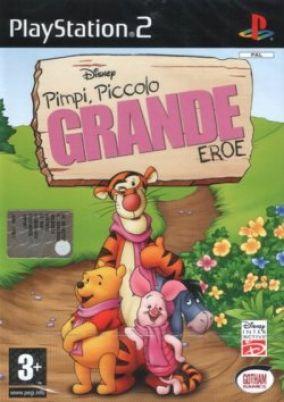 Immagine della copertina del gioco Pimpi, Piccolo Grande Eroe per PlayStation 2