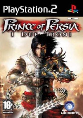 Immagine della copertina del gioco Prince of Persia: I due Troni per PlayStation 2