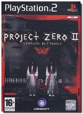 Copertina del gioco Project Zero 2: Crimson Butterfly per PlayStation 2