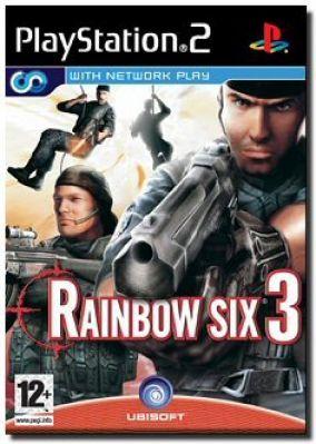 Immagine della copertina del gioco Rainbow six 3 per PlayStation 2