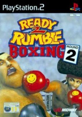 Copertina del gioco Ready to Rumble 2 Boxing per PlayStation 2