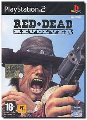 Copertina del gioco Red Dead Revolver per PlayStation 2