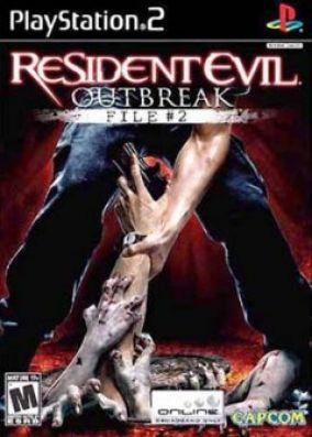 Immagine della copertina del gioco Resident Evil Outbreak File 2 per PlayStation 2