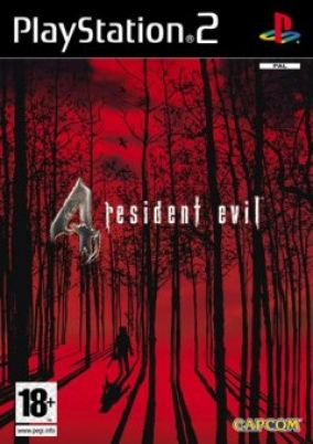Immagine della copertina del gioco Resident Evil 4 per PlayStation 2