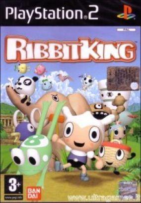 Copertina del gioco Ribbit King per PlayStation 2
