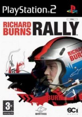 Immagine della copertina del gioco Richard Burns Rally per PlayStation 2