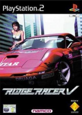 Copertina del gioco Ridge Racer  V  per PlayStation 2
